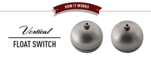 Vertical Float Switch Banner