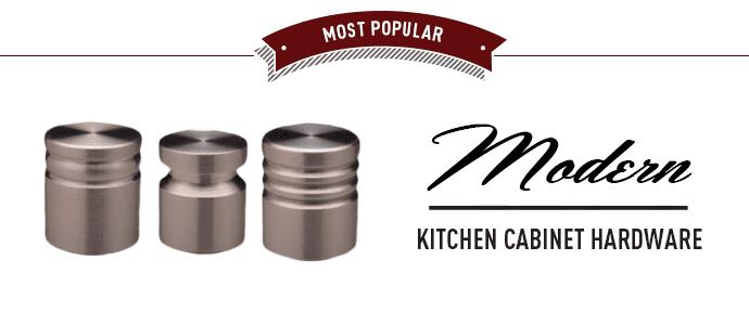 Modern Kitchen Cabinet Hardware