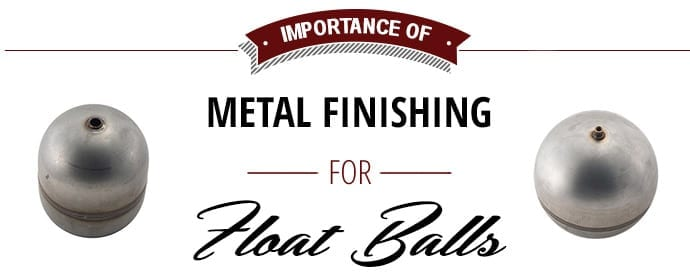 metal finishing process